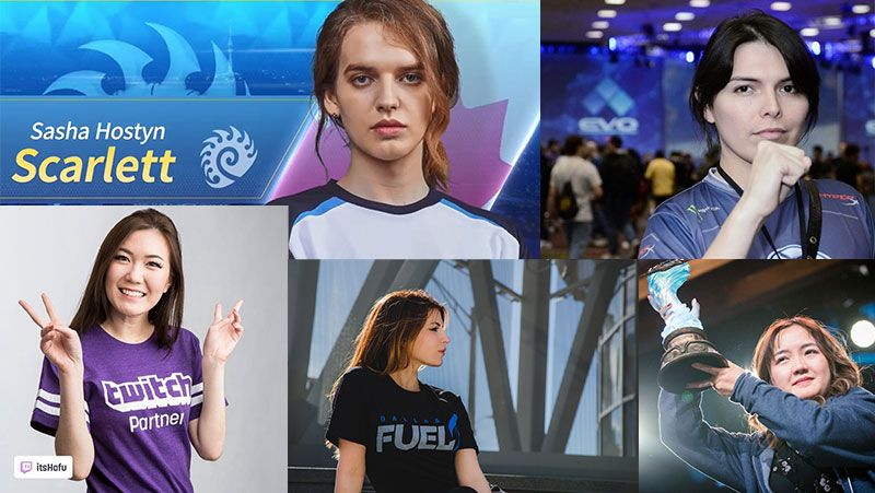 Five Historic Women in Gaming